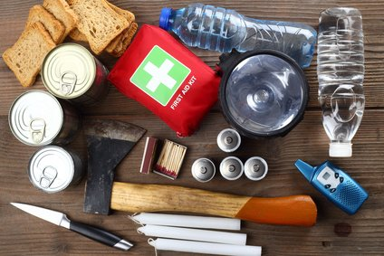 Items In A Bug Out Bag
