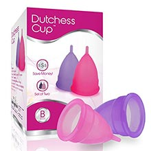 Dutchesscup Menstrual Cup For Camping On Your Period